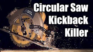 Download Circular Saw Kickback Killer (We used science to make tools safer) - Smarter Every Day 209 Video