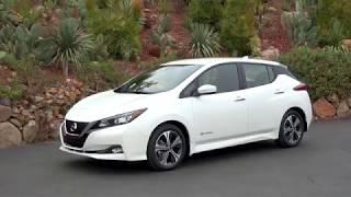 Download 2018 Nissan Leaf - Exterior Video