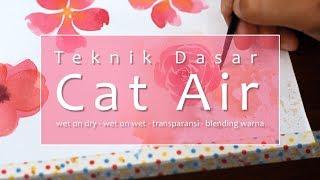 Download Memulai Melukis Cat Air: Teknik Dasar Video