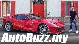 Download Ferrari 812 Superfast V12, First Drive Review in Maranello! - AutoBuzz.my Video