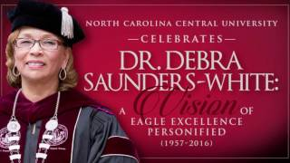 Download Chancellor Debra Saunders-White: Eagle Excellence In Her Time Video