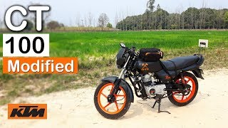 Download CT 100 modified | KTM look Video
