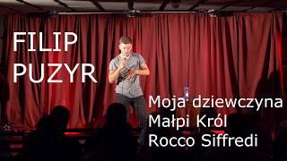 Download Filip Puzyr - Moja dziewczyna, małpa i Rocco Siffredi [stand-up] Video
