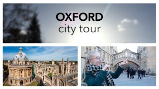 Download OXFORD CITY TOUR: My Favourite Spots | AFKE Video