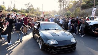 Download Worlds Loudest Supra DESTROYS EVERYONE At 2-Step Battle! Video