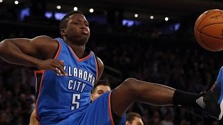 Download Victor Oladipo DESTROYS Dwight Howard With Monster Dunk Video
