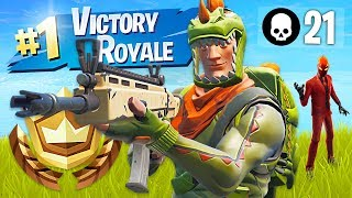 Download Winning in Solos!! // Pro Fortnite Player // 2200 Wins (Fortnite Battle Royale Gameplay) Video