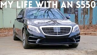 Download Living With A '16 Mercedes S550 Video