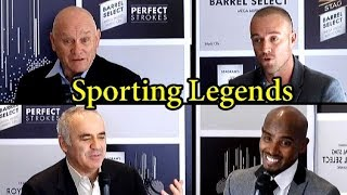 Download Mo Farah, de Villiers, Charlesworth and Kasparov share their perfect moments | Sports Tak Video