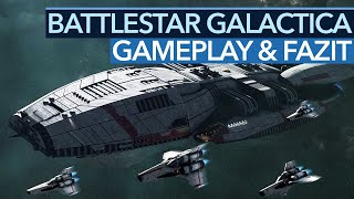 Download Battlestar Galactica: Deadlock - Das Spiel, das die Serie verdient? - Fazit & Gameplay Video
