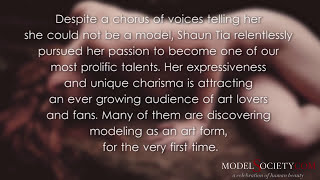 Download Shantia Veney on How to be a Model - Shaun Tia and The Art of Sensual Nude Modeling Video