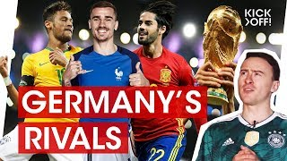 Download Why Germany will NOT win the FIFA World Cup 2018 in Russia Video