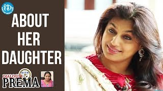 Download Pinky Reddy About Her Daughter || Dialogue With Prema Video