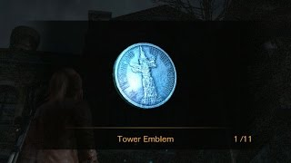 Download Resident Evil Revelations 2 Episode 4 - All Tower Emblem Locations Video