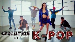 Download Evolution of K-POP!! (ft. Alyson Stoner & Next Town Down) Video