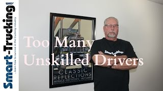Download Too Many Unskilled Truck Drivers On Our Roads Video