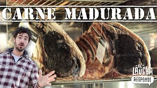 Download CARNE MADURADA A LA PARRILLA | El Laucha Responde Video
