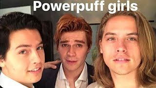Download Dylan Sprouse JOINS Riverdale & Trolls The Cast On Instagram Video