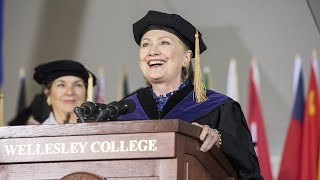 Download Hillary Rodham Clinton '69: Wellesley College 2017 Commencement Speaker Video