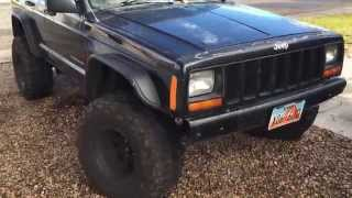 Download How to fit 33″ tires on a Jeep Cherokee XJ Video