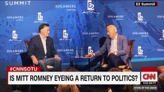 Download The Romneys' return to politics Video