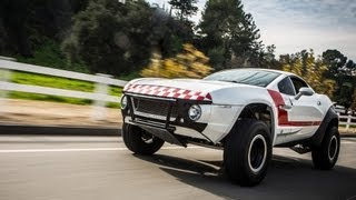 Download Local Motors Rally Fighter - Jay Leno's Garage Video