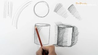 Download Start Drawing: PART 1 - Outlines, Edges, Shading Video