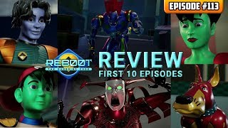 Download ATN #113 - Reboot The Guardian Code First 10 Episodes Review! [SPOILER WARNING] Video
