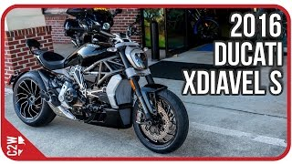 Download 2016 Ducati XDiavel S | First Ride Video