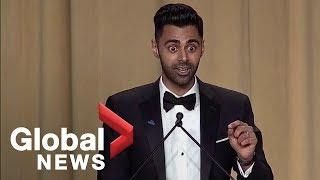 Download Hasan Minhaj White House Correspondents' Dinner full monologue Video