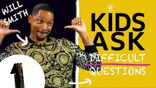 Download 'You're allowed one Wild Wild West!': Kids Ask Will Smith Difficult Questions Video