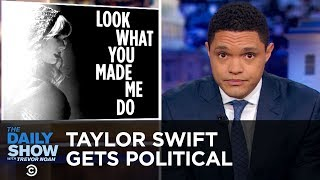 Download Kanye West and Taylor Swift Pick Political Sides | The Daily Show Video
