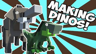 Download Hybrid Animals Dinosaurs! (Let's Play Hybrid Animals Gameplay) Video