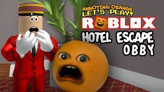 Download Roblox: Hotel Escape OBBY! [Annoying Orange Plays] Video