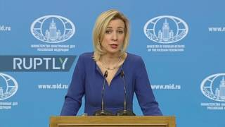 Download Russia: ″We don't give back our territories″ - Zakharova on Crimea Video