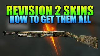 Download All Revision 2 Skins & Battlepack Guide | Battlefield 1 Video