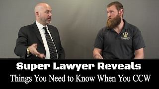 Download Top Defense Attorney Reveals the Most Important Things You Need to Know When You Conceal Carry Video