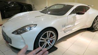 Download $7,000,000 Aston Martin One-77 Q-SERIES ! Video
