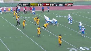 Download West Hills vs Chabot College Football LIVE 9/29/18 Video