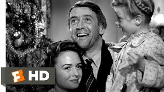 Download Every Time a Bell Rings an Angel Gets His Wings - It's a Wonderful Life (9/9) Movie CLIP (1946) HD Video