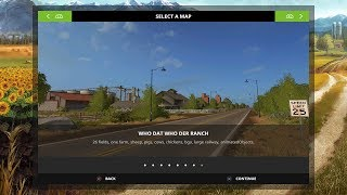 Download FS17: Who Dat Who Der Ranch Map Tour Video