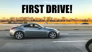 Download FINALLY DRIVING THE DRIFT Z! Video