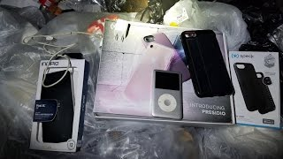 Download Phone Store Dumpster Dive! Found Apple Products and More Phone Stuff!!! Video