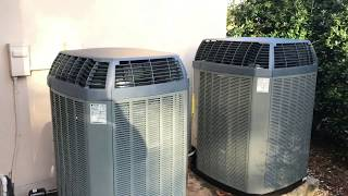 Download Trane Hydronic backup 20 S.E.E.R. Heat Pump systems install Video