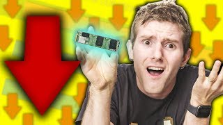 Download How SSD Technology Keeps Getting WORSE! - Intel 660p Review Video