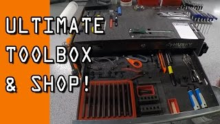 Download Ultimate Machine Shop Toolbox & Organization! Video