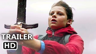 Download THE KID WHO WOULD BE KING Official Trailer (2019) Teen Adventure Movie HD Video
