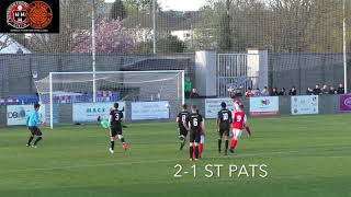 Download UNDER 15 SSE AIRTRICITY LEAGUE BOHS/SKB 3-3 ST PATS SHANOWEN ROAD Video