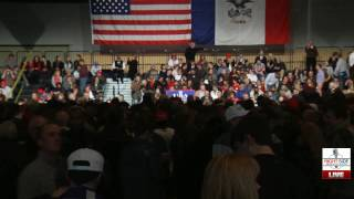 Download Full Speech: President-Elect Donald Trump Rally in Des Moines, IA 12/8/16 Video