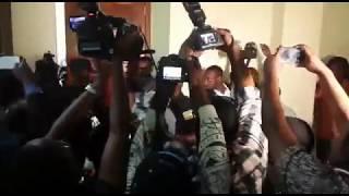 Download Umucikacumu Majoro Sankara bamwerekanye aseka ababaye Video